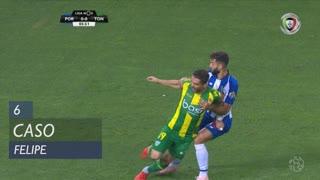FC Porto, Caso, Felipe aos 6'