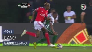 Rio Ave FC, Caso, Gabrielzinho aos 45'+1'