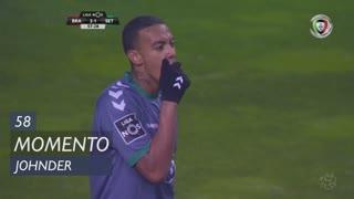 Vitória FC, Jogada, Jhonder aos 58'