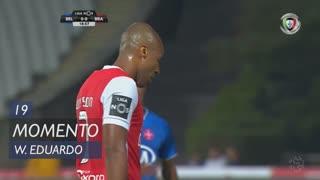 SC Braga, Jogada, Wilson Eduardo aos 19'