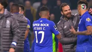 Liga NOS (11ªJ): Resumo Boavista FC 0-1 FC Porto