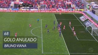 SC Braga, Golo Anulado, Bruno Viana aos 68'