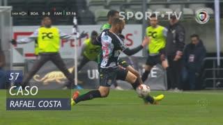 Boavista FC, Caso, Rafael Costa aos 57'