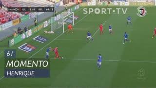 Gil Vicente FC, Jogada, Henrique aos 61'