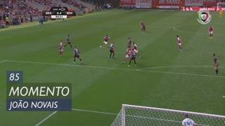 SC Braga, Jogada, João Novais aos 85'