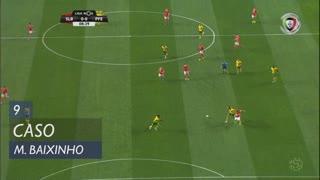 FC P.Ferreira, Caso, Marco Baixinho aos 9'