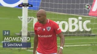 Santa Clara, Jogada, Thiago Santana aos 34'