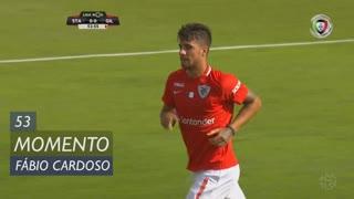 Santa Clara, Jogada, Fábio Cardoso aos 53'