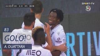 GOLO! Vitória SC, A. Ouattara aos 83', Vitória SC 2-0 Vitória FC