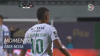 Vitória FC, Jogada, Éber Bessa aos 84'