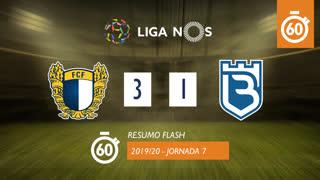 Liga NOS (7ªJ): Resumo Flash FC Famalicão 3-1 Belenenses SAD