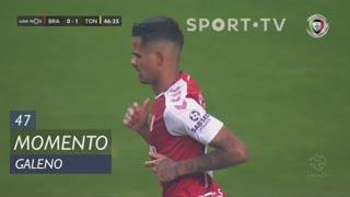 SC Braga, Jogada, Galeno aos 47'
