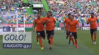 GOLO! Rio Ave FC, Filipe Augusto aos 6', Sporting CP 0-1 Rio Ave FC