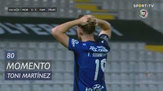 FC Famalicão, Jogada, Toni Martínez aos 80'