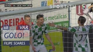 GOLO! Moreirense FC, Filipe Soares aos 68', Gil Vicente FC 0-4 Moreirense FC