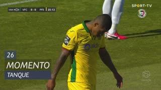 FC P.Ferreira, Jogada, Tanque aos 26'