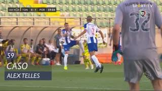 FC Porto, Caso, Alex Telles aos 59'