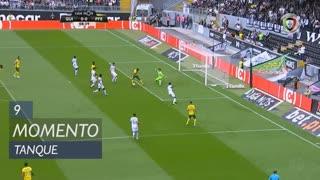 FC P.Ferreira, Jogada, Tanque aos 9'