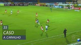 Santa Clara, Caso, Anderson Carvalho aos 35'
