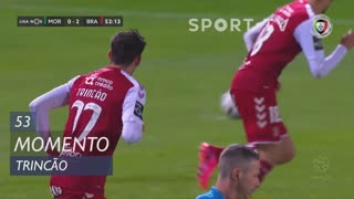 SC Braga, Jogada, Trincão aos 53'