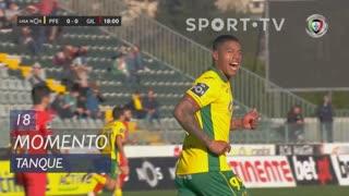 FC P.Ferreira, Jogada, Tanque aos 18'