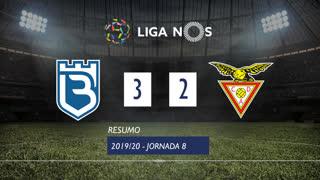 I Liga (8ªJ): Resumo Belenenses 3-2 CD Aves