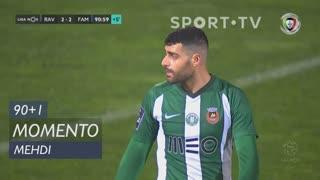 Rio Ave FC, Jogada, Mehdi aos 90'+1'