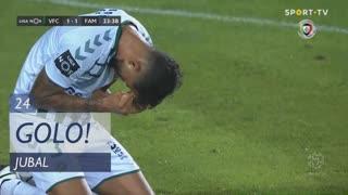 GOLO! Vitória FC, Jubal aos 24', Vitória FC 1-1 FC Famalicão