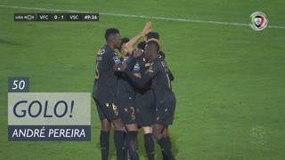 GOLO! Vitória SC, André Pereira aos 50', Vitória FC 0-1 Vitória SC