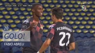 GOLO! Moreirense FC, Fábio Abreu aos 20', FC Porto 1-1 Moreirense FC