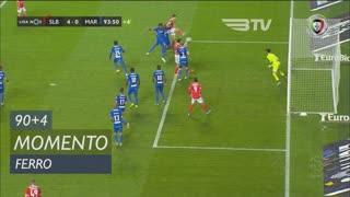 SL Benfica, Jogada, Ferro aos 90'+4'