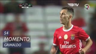 SL Benfica, Jogada, Grimaldo aos 54'