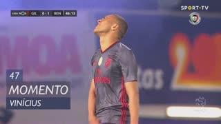 SL Benfica, Jogada, Vinícius aos 47'