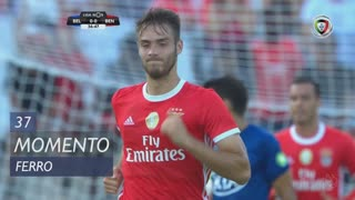 SL Benfica, Jogada, Ferro aos 37'