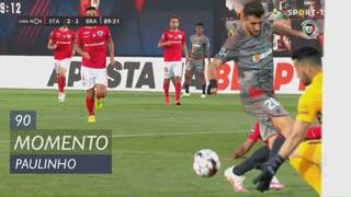 SC Braga, Jogada, Paulinho aos 90'