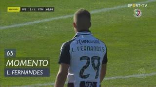 Portimonense, Jogada, Lucas Fernandes aos 65'