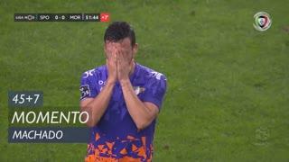 Moreirense FC, Jogada, Machado aos 45'+7'