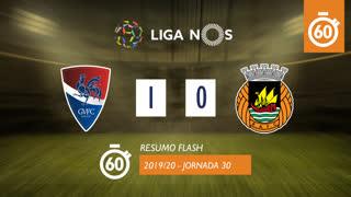 I Liga (30ªJ): Resumo Flash Gil Vicente FC 1-0 Rio Ave FC