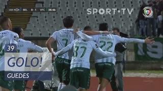 GOLO! Vitória FC, Guedes aos 39', Belenenses 0-1 Vitória FC