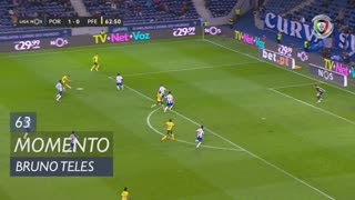 FC P.Ferreira, Jogada, Bruno Teles aos 63'