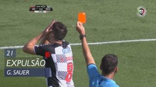 Boavista FC, Expulsão, G. Sauer aos 21