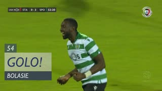 GOLO! Sporting CP, Bolasie aos 54', Santa Clara 0-3 Sporting CP