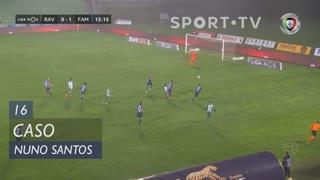 Rio Ave FC, Caso, Nuno Santos aos 16'