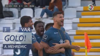 GOLO! CD Aves, A. Mehremic aos 5', Moreirense FC 0-1 CD Aves