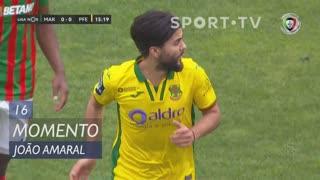 FC P.Ferreira, Jogada, João Amaral aos 16'