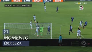Vitória FC, Jogada, Éber Bessa aos 23'