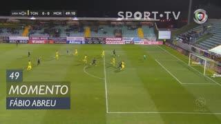 Moreirense FC, Jogada, Fábio Abreu aos 49'