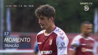 SC Braga, Jogada, Trincão aos 57'