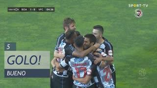 GOLO! Boavista FC, Bueno aos 5', Boavista FC 1-0 Vitória FC