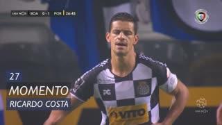 Boavista FC, Jogada, Ricardo Costa aos 27'